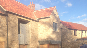 Naylor Lintels specified for Farmhouse Renovation in Tickhill, Doncaster