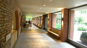 Naylor Concrete Lintels were supplied to The Whitworth Art Gallery, Manchester